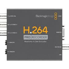 Blackmagic Design H 264 Pro Recorder Live Streaming Blackmagic Design H 264 Pro Recorder