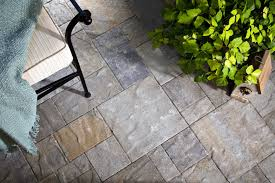 outdoor patio stone tiles flooring options