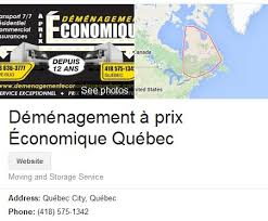 Moving Company Quotes Amazing Which Is The Best Quebec City Moving Company Review Of Quebec City