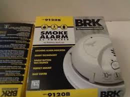 4 brk premium smoke alarm 9120b 120 v ac with battery back up smoke alarm wiring harness at Smoke Detector Wiring Harness