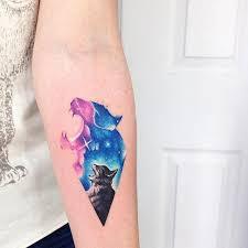 Nejkrásnější Kočičí Tetování Koulecz Lifestyle V Kostce Nebo
