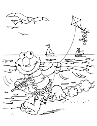 Small Picture Free Printable Beach Coloring Pages H M Coloring Pages