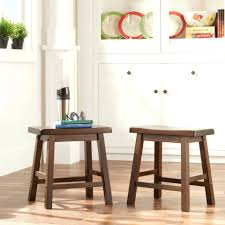 18 inch wooden stool wood bar stools black