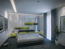 Modern Bedroom Shelves Apartments Contemporary Modern Bedroom Apartment Design With