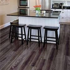 great trafficmaster allure vinyl flooring trafficmaster allure ultra 75 in x 476 in aspen oak black
