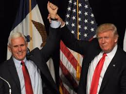 Image result for trump pence america