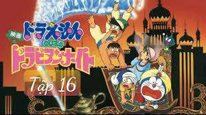 Doraemon, Nobita Ở Xứ Sở Nghìn Lẻ Một Đêm | Tập 16 | Lồng Tiếng Việt | Bản  Chuẩn DVD 48