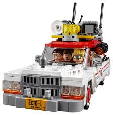 New Ghostbusters Get New LEGO Playset