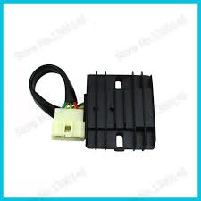 3 phase voltage regulator rectifier 5 pin for linhai 260 touring 3 phase voltage regulator rectifier 5 pin for linhai 260 touring scooter 260cc 300cc atv quad