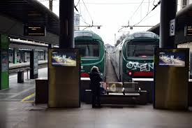 Da Chiasso alla Centrale un treno da