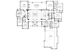 caliterra hill country contemporary dripping springs custom home floorplan