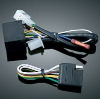 motorcycle trailer wiring j&p cycles waterproof junction box trailer at Universal Trailer Wiring Harness