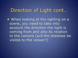4 direction