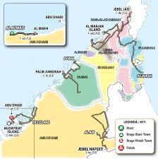 Emirate-Rundfahrt: Etappen stehen fest
