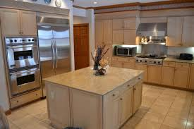 Awesome Light Oak Kitchen Cabinets Pertaining To Home Decor Ideas With Light  Brown Kitchen Colors Image Of Kitchen Colors With Dark