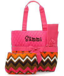Quilted Diaper Bags and Duffle Bags & Monogram Bag Only or Changing Pad Too? Adamdwight.com