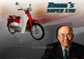Soichiro Honda Biography Of Soichiro Honda Simply Knowledge