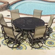 large size of round patio table for 6 60 inch round patio table sets 60 round