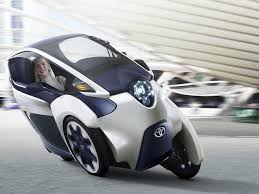 New Electric Cars Toyota I Road Eco News Network