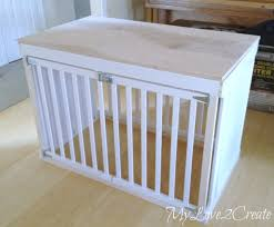 repurpose furniture dog. repurposed crib dog crate repurpose furniture