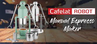 A wide variety of coffee robot options are available to you, there are 2,617 suppliers who sells coffee robot on alibaba.com, mainly located in asia. The Cafelat Robot Manual Espresso Coffee Maker Barista Supplies