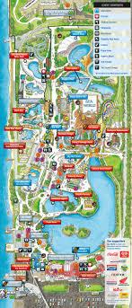 sea world  map  gold coast