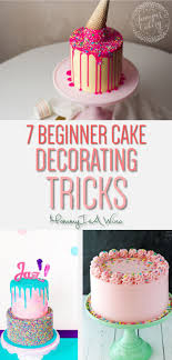 7 Easy Cake Decorating Trends For Beginners Baking Easy Cake