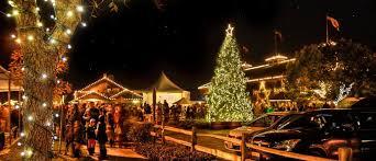 Napa Christmas Tree Lighting Napa Valleys Blog Winery News Events More