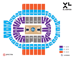 Final Four Seating Chart 2019 Ncaa Di Mens Basketball First Second Rounds Xl Center