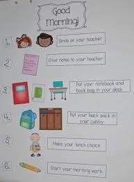 anchor charts for kindergarten anchor charts