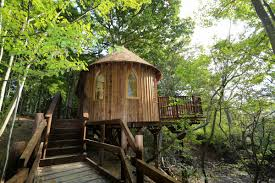 Treehouse Pictures Romantic Treehouse Sussex Glamping Quality Unearthed