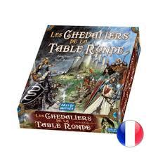 Les Chevaliers De La Table Ronde L As Des Jeux L As Des Jeux
