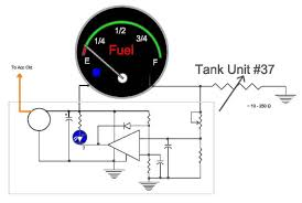 triumph spitfire rebuild Auto Meter Gauge Wiring Diagram Voltage an over voltage indicator was placed in the volt meter i guess just because no one looks at that gauge either so why not make it trip at a known Auto Meter Volt Gauge Wiring