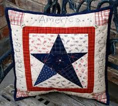 244 best Patriotic Quilts images on Pinterest | Patriotic quilts ... & Quilt Inspiration: Q.I. classics: Free Pattern Day ! Patriotic Quilts Adamdwight.com