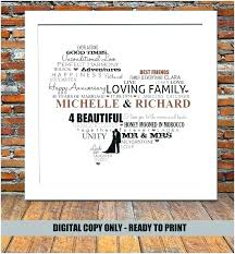 40 year anniversary gift gifts for wedding anniversary gift pas 40 wedding anniversary gift for him