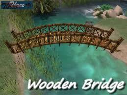 Wooden Bridge Game Classy Second Life Marketplace 32 Wooden Bridge Only Sculpt Copy