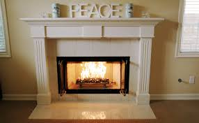 indoor fire glass fireplace example  pixelmaricom