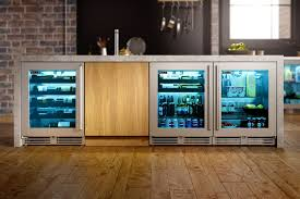 perlick s under counter glass door refrigerators can be used to food and beverages