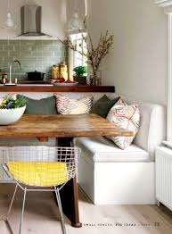 MAKE A SMALL SPACE FEEL LARGER An Open Floor Plan A Kitchen Dining Amazing Small Space Dining Room Plans