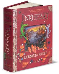 Inkheart book cover