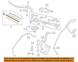 Details About 76622sztg01 Acura Oem 14 18 Mdx Wiper Blade Refill