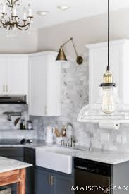 affordable pendant lighting.  pendant glass and brass industrial pendant light is perfect for a modern touch in  this marble white to affordable pendant lighting t