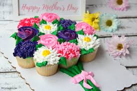 Mothers Day Cupcake Cake Free Printable Bitz Giggles