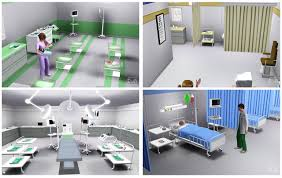 Sims 3 Bedroom Decor Mod The Sims Request Hospital Set