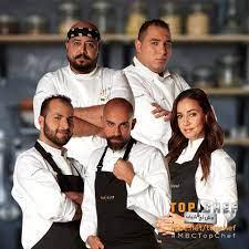 MBC TOP CHEF - 5 مشتركين انتقلوا الى الخلقة القادمة من Top Chef ...  المنافسة تشتد بعد كل تحدي