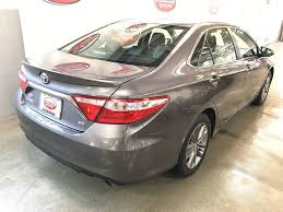 2015 Used Toyota Camry 4dr Sedan I4 Automatic SE at East Madison ...