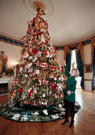 Christmas Decoration Design 100 of the Most Spectacular White House Holiday Decorations From 20