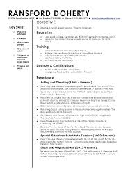 Sample Assistant Professor Cover Letter Cover Letters Examples For