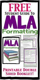 mla formatting booklet for high school students by presto   mla formatting booklet for high school students by presto plans essay mla