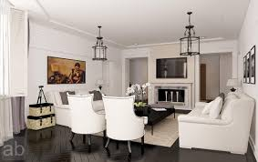 Small Picture Classic White Living Room Ideas Home Designing
